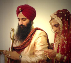 Sikh Marriage